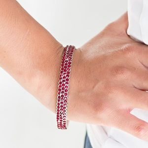 Jewelry - Red Bangle